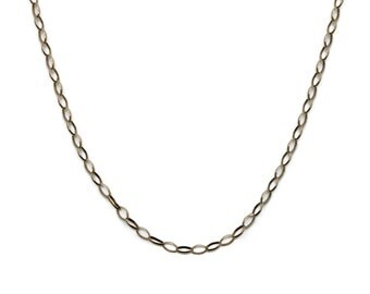Gold Belcher Chain, Gold Rolo Chain, Rolo Belcher Chain, Gold Chain, Solid Gold Chain, Rolo Necklace, Belcher Necklace, Long Gold Chain, 9ct