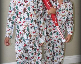 Christmas Print Pajama