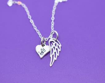 Baby Memorial Gift, Miscarriage Tiny, Angel, Miscarriage Jewelry, Mommy of an angel, Miscarriage of baby, Loss of a child