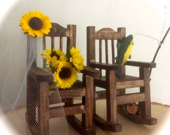 Sunflower Chair sunflower veil | etsy