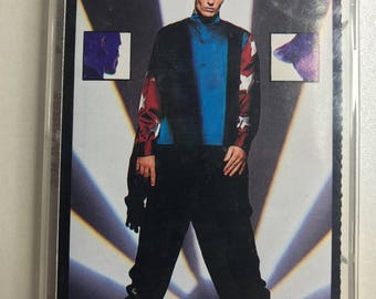 """Vintage cassette tape Vanilla Ice """"to the Extreme """""""