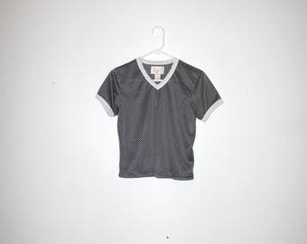 90's MESH T-SHIRT by express size small