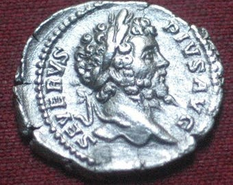 Money at old Rom,Septimius Severus , currency, ancient coin, roman coin, money, mints