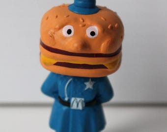 Rare Officer Big Mac 1985