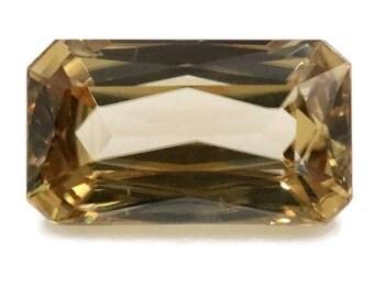 Champagne Zircon 17x9MM EM Loose Stone SKU 00104319