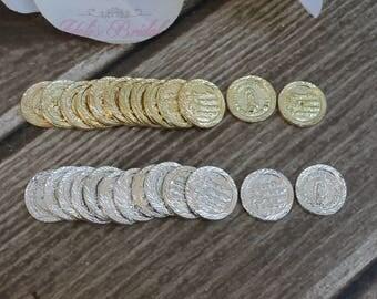 FAST SHIPPING!! Wedding Catholic Coins, Unity Coins, Wedding Arras, Unity Arras, Wedding Unity Coins, Wedding Unity Arras, Wedding Gift