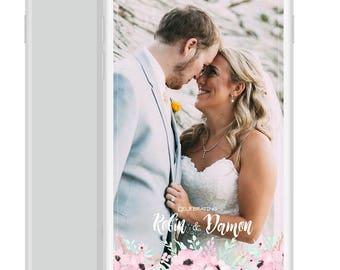 Framed Wedding Snapchat Filter. Geo Filter. Customize