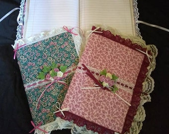 Hand Made Journal/Diary
