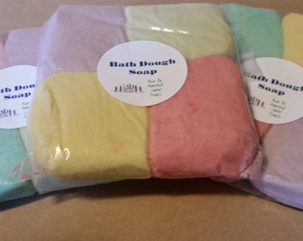 Bath Dough for kids