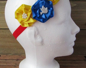Fairest of them of All Snow White Inspired Hidden Mickey Headband
