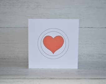 Irish Valentine's Card, Dearg le Fearg, Acht Gaeilge, Irish  Card, Cárta Gaeilge