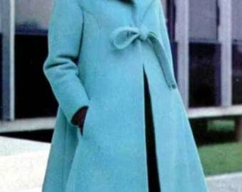 Wool Coat for pregnant
