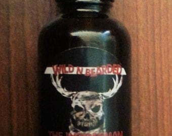 Beard Oil - The Woodsman