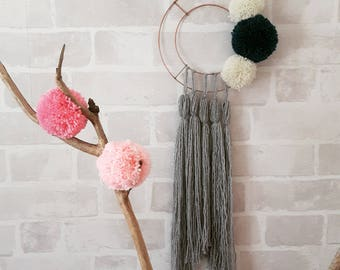 Tassel Dream Catcher/Wall hanging