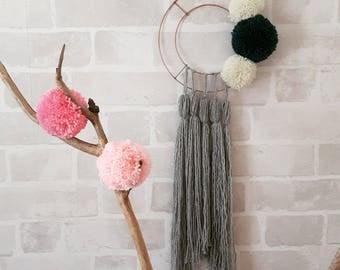 Tassel Dream Catcher/Wall hanging