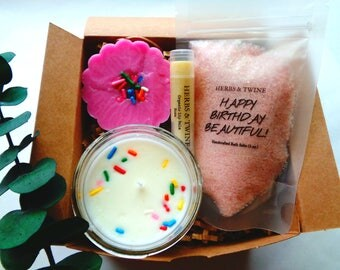 Birthday Gift Basket Birthday Gifts for her Birthday Spa gift for her Happy Birthday gift Spa gift set birthday spa gift set birthday basket