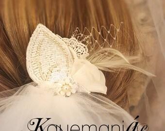 Star Trek for Brides / Star Trek Clothing / Star Trek Cosplay Clothing / Star Trek Wedding / Nerd Weddings / Sci Fi Weddings / Bridal Veils
