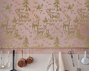 patterned paint roller pattern roller kit home decor wallpaper nursery design diy painting pattern