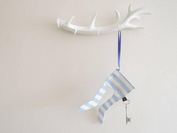 Magic Santa Key Christmas Ornament, Santa's Magic Key Decoration, Christmas Eve Box Filler, Modern Holiday Tradition, Children Kids Boy Girl