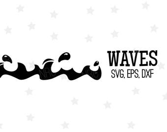 80% Beach svg, Waves svg, Summer svg, Water svg, Cute svg, Kids svg, Beach shirt, Summer shirt, SVG DXF, EPS
