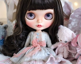 Custom Blythe Doll OOAK *Dakota*  by Ma Poupée Chérie - Artdoll