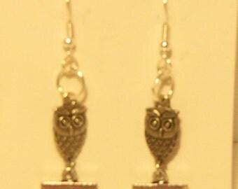 Harry Potter Earrings Hogwarts letter