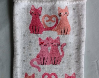 You're The Cat's Meow! Hanging Kitchen Towel