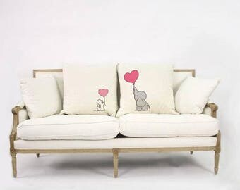 Love touch  Cushion Cover