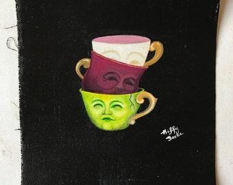 Facade  Teacups