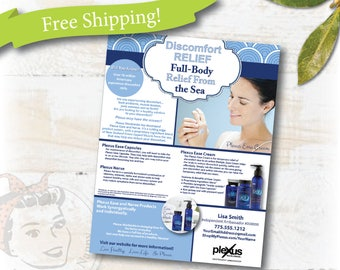 Plexus Flyer - Ease - FREE SHIPPING