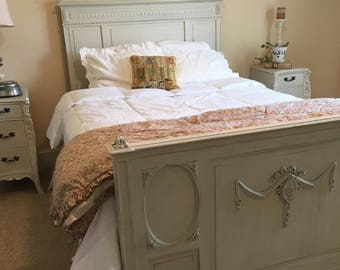 Stunning 1800's Full Size Bed
