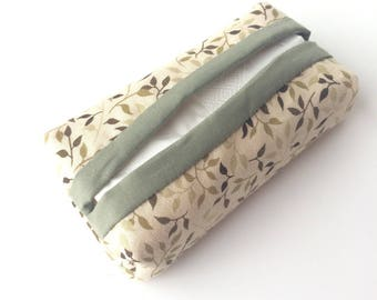 Tissue case - range cloth handkerchiefs - accessory for handbag