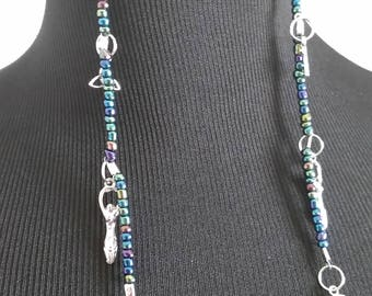 Goddess Magick Long Earrings