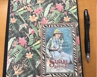 Safrai Notebook Holder