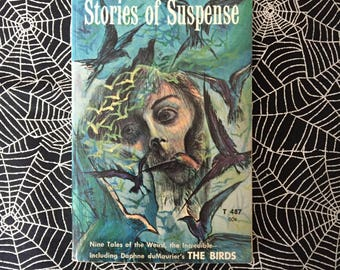 STORIES OF SUSPENSE (Paperback Anthology Edited by Mary E. MacEwan)