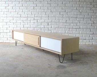 Row / TV cabinet / Sideboard #9 Vintage spirit
