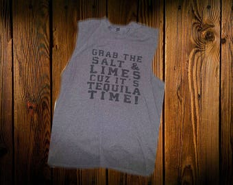 Tequila Time Tank