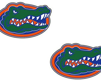 "Florida Gators 3"" Die-Cut Vinyl Decal, Set of 2, Yeti"