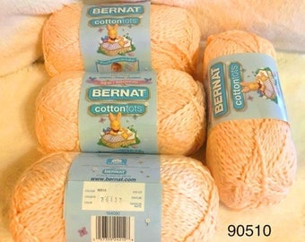 Bernat Yarn Sweet Apricot Fundraiser
