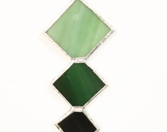 Necklace 3 diamond pieces