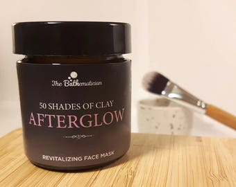 Fifty Shades Of Clay, Brightening Face Mask, Skincare GIFT SET