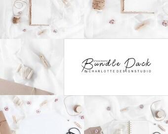 Styled Stock Photo Bundle | wedding stock photography| Styled Photography | Digital Image pack |flat lay pack| CharloteDesignStudio