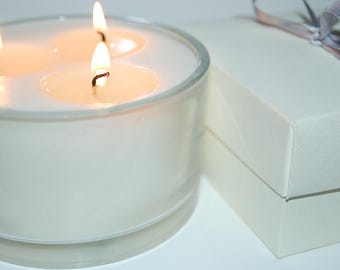 Black Oudh 3 Wick Candle