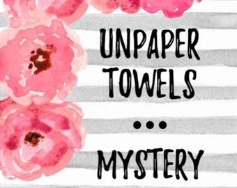 Unpaper Towels MYSTERY PRINTS