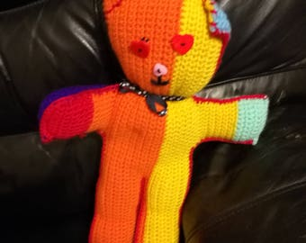 Custom teddy