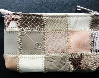 Mini Handmade Genuine Leather Purses, Christmas Gift, Gift for Her, Handmade Gift, Handcrafted Gift