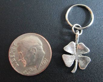 Four Leaf Clover Stitch Marker | Knitting Markers | Crochet Markers