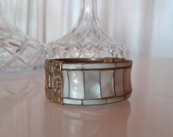 Unique Vintage Bangle Bracelet