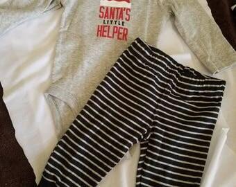 santa's little helper outfit
