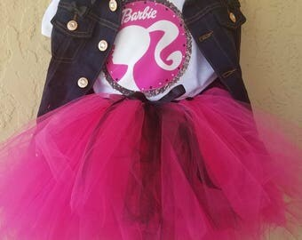 Custom Barbie Outfit